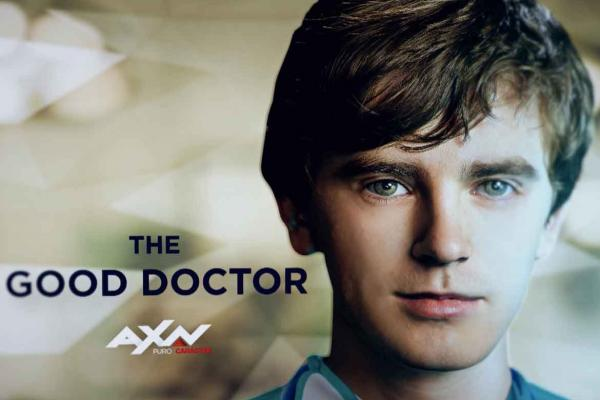 ID´s THE GOOD DOCTOR - AXN