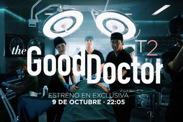 ID´s THE GOOD DOCTOR T2 - AXN